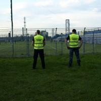 Ochrona meczy UKS ZSP 1 Mechanik Radomsko 2